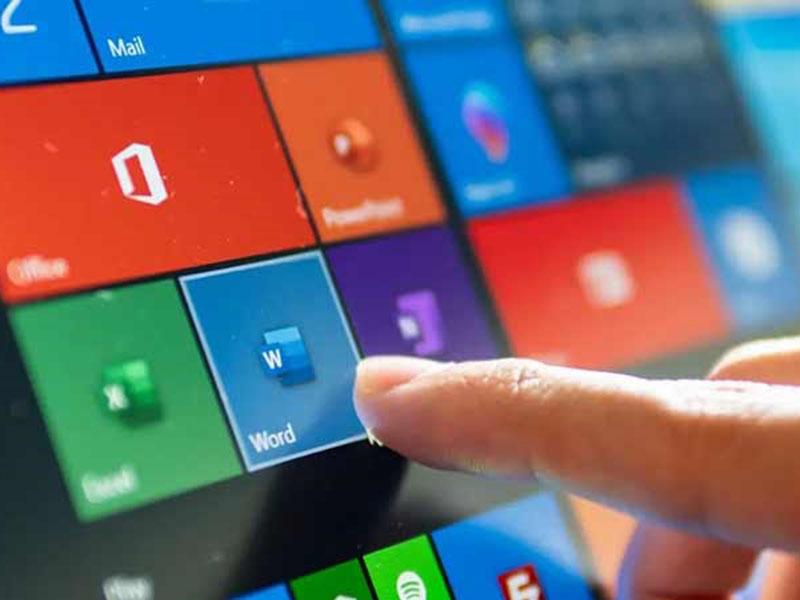 Windows 11 hỗ trợ cảm ứng trên Laptop