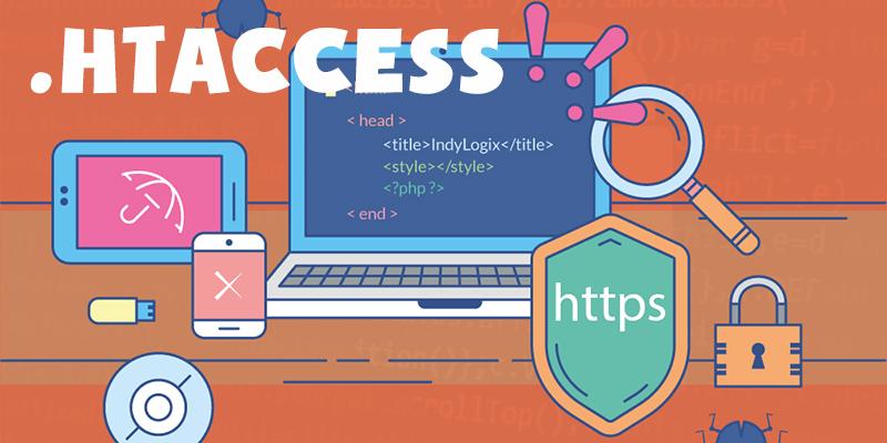 File .htaccess có tác dụng trên thư mục hiện hành
