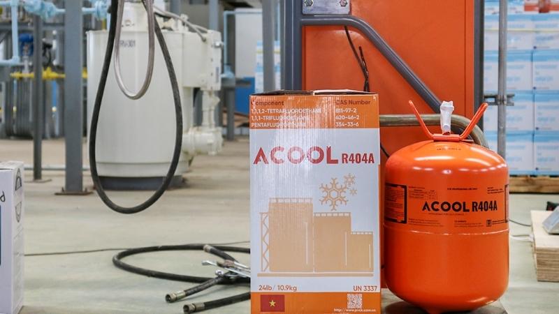 Nguyên lý hoạt động của gas trên tủ đông hay tủ lạnh