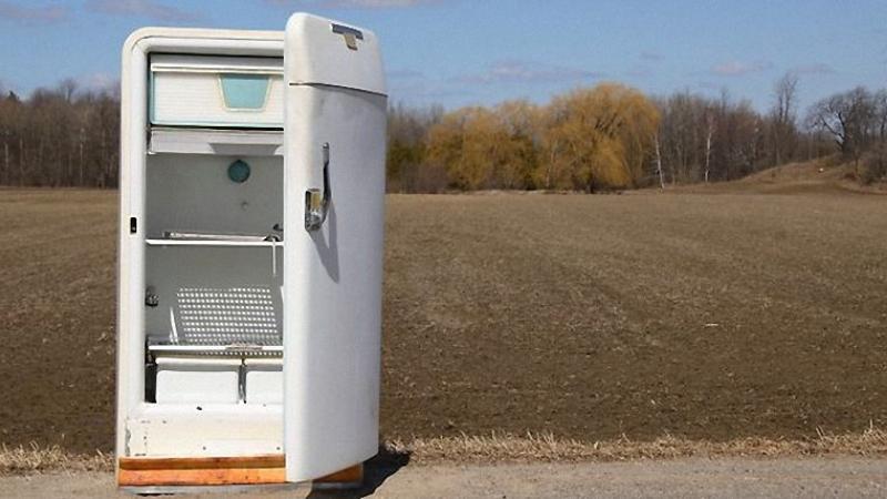 Gas R12 được sử dụng nhiều ở các loại tủ lạnh cũ