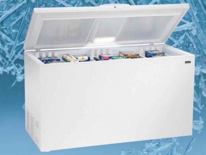 Gas R404a chủ yếu dùng cho tủ đông và thiết bị làm lạnh công nghiệp