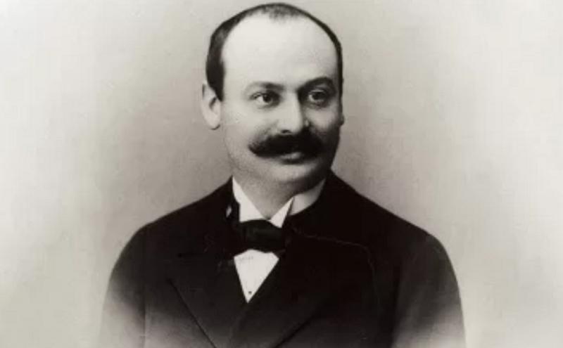Achille Ditisheim - nhà sáng lập của thương hiệu Movado