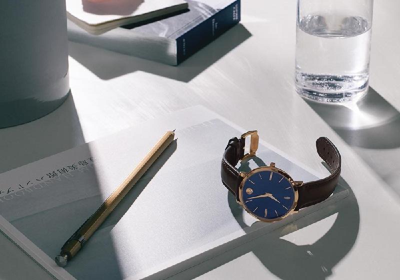 Đồng hồ Movado Ultra Slim - thiết kế cho những tín đồ mảnh mai