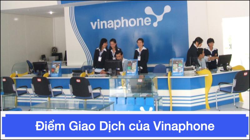Điểm giao dịch của Vinaphone