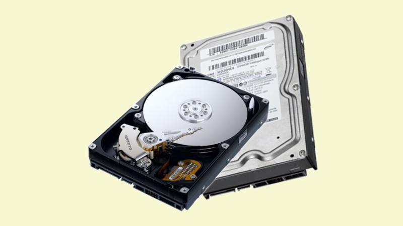 Định dạng ổ cứng là quá trình đưa ổ cứng về dạng ban đầu của nó