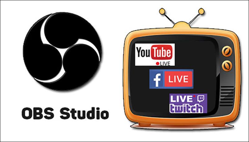 Phần mềm quay video màn hình OBS Studio