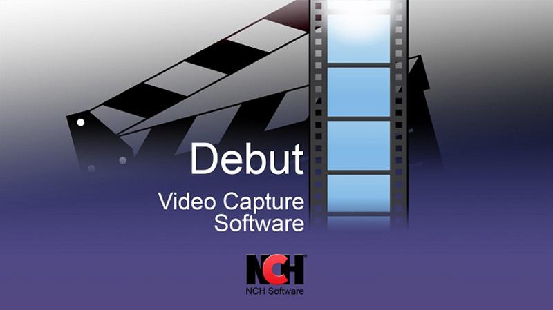 Phần mềm Debut Video Capture