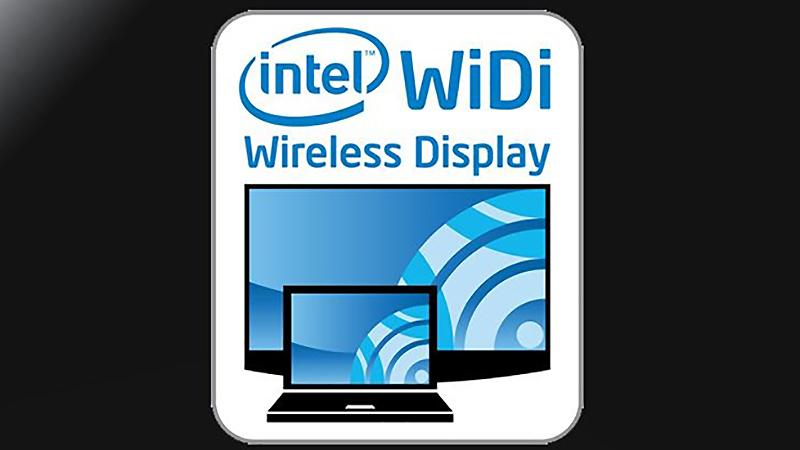 Kết nối WiFi Display hỗ trợ kết nối laptop với tivi Samsung