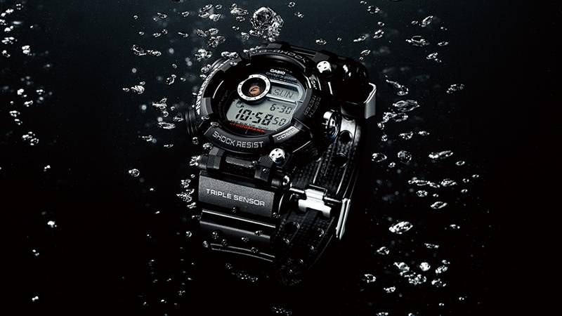Thuật ngữ Waterproof dùng để ám chỉ những chiếc đồng hồ lặn