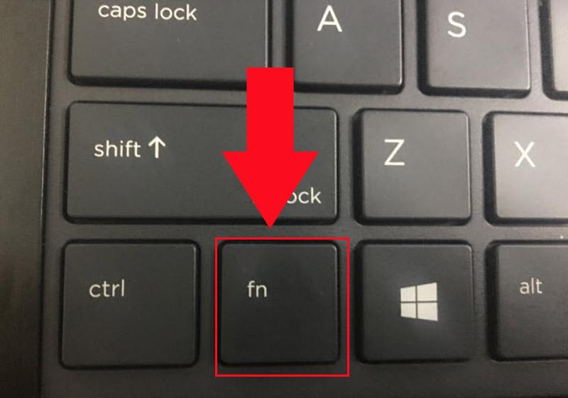 Phím Fn (Function) còn được gọi là phím chức năng